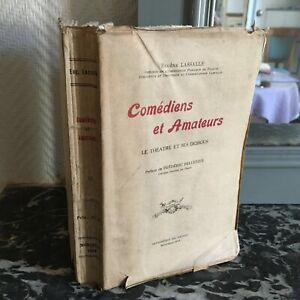 Eugenio-Lassalle-Comicos-Comediantes-Y-Amigos-El-Teatro-Sus-Posavasos-Duty-1919