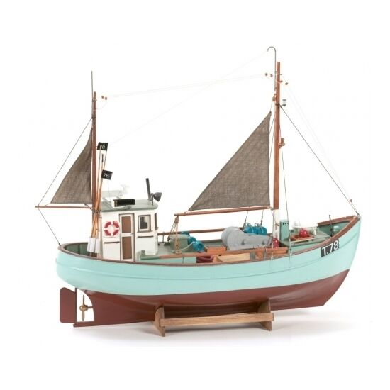 Norden Fishing Boat - Billing Boats Wooden Ship Kit B603