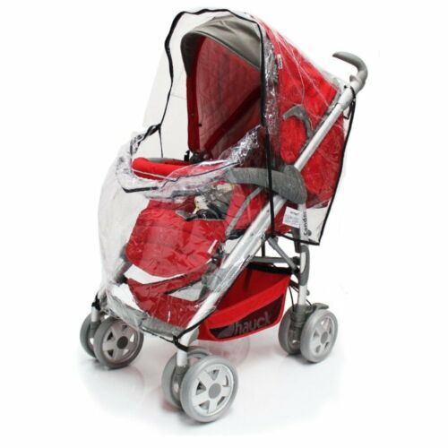 Rain Cover For BabyStyle Prestige Classic Air Black Travel System Cameo Pink