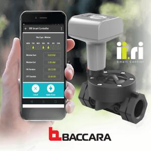 Smart Sprinkler /& Irrigation Timer System Controller ii.ri Valve Baccara