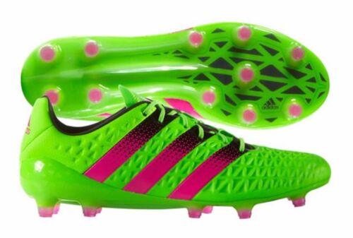 Nouveau homme Adidas Ace 16.1 Soccer Crampons US 9.5 UK 9 #AF5083 $220 de détail!