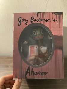 "Bloody OG Ahwroo 7/"" Vinyl Art Figure by Gary Baseman 3DRetro NEW NIB"