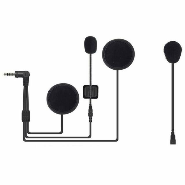 UK V4/V6 B2/B4 Motorcycle Helmet bluetooth Headset Speakers Intercom Interphone