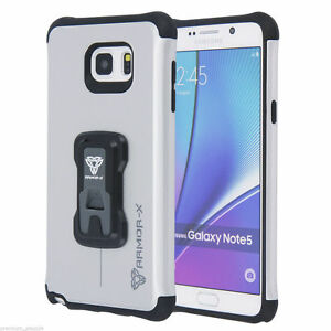 ArmorX-Plein-air-Aventure-Sport-activite-Coque-etui-pour-Samsung-Galaxy-Note-5