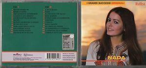 NADA-2-CD-I-GRANDI-SUCCESSI-ORIGINALI-serie-FLASHBACK-2002-MADE-IN-ITALY
