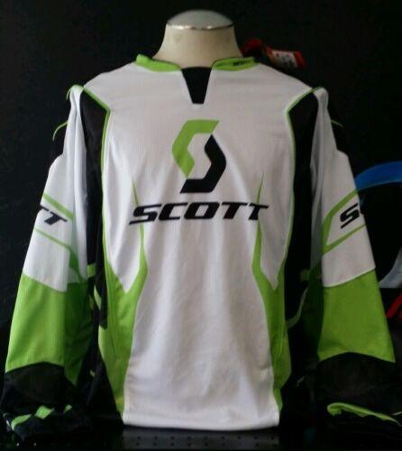 Scott Motocross Jersey 450 Series Size Large New #2086