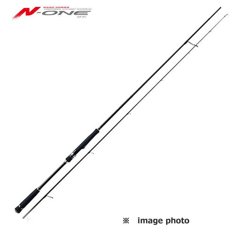 Major Craft N-un 2 Pieza Varilla de  NSS-862MW