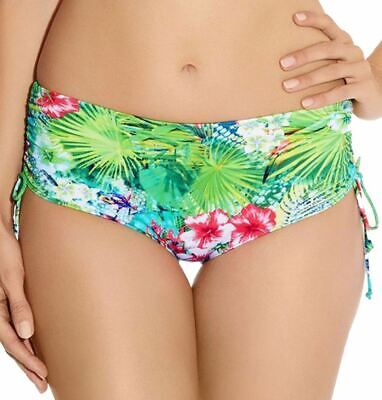 mui Honesty Fantasie Antigua Fs6061 Short Bikini Brief Multi Size Extra Large Diversified In Packaging