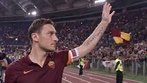 AFFICHES FRANCESCO TOTTI A.S. AS ROMA 10 ROME SOCCER FOOTBALL CAPITAINE #11 V0rfA6sc-09155734-160764482