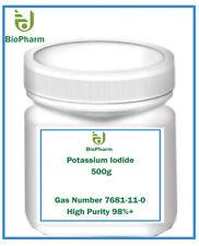 Potassium Iodide High Purity Crystals 998 5000 Gm