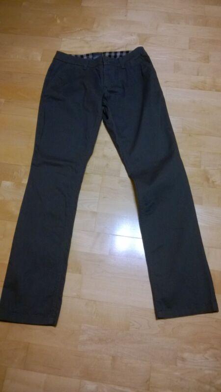 Zuversichtlich Street One Hose Chino Grau Grösse 34 Neuwertig Eine GroßE Auswahl An Modellen
