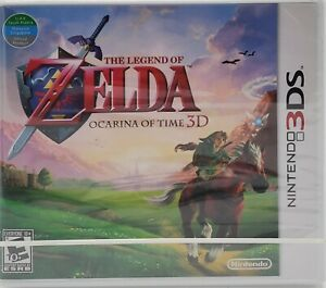 The-Legend-of-Zelda-Ocarina-of-Time-3D-world-edition-3ds-Brand-new-IN