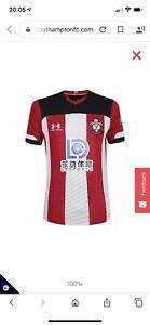 Southampton Home Shirt 2020 2021 Size XXL  Saints Premier League
