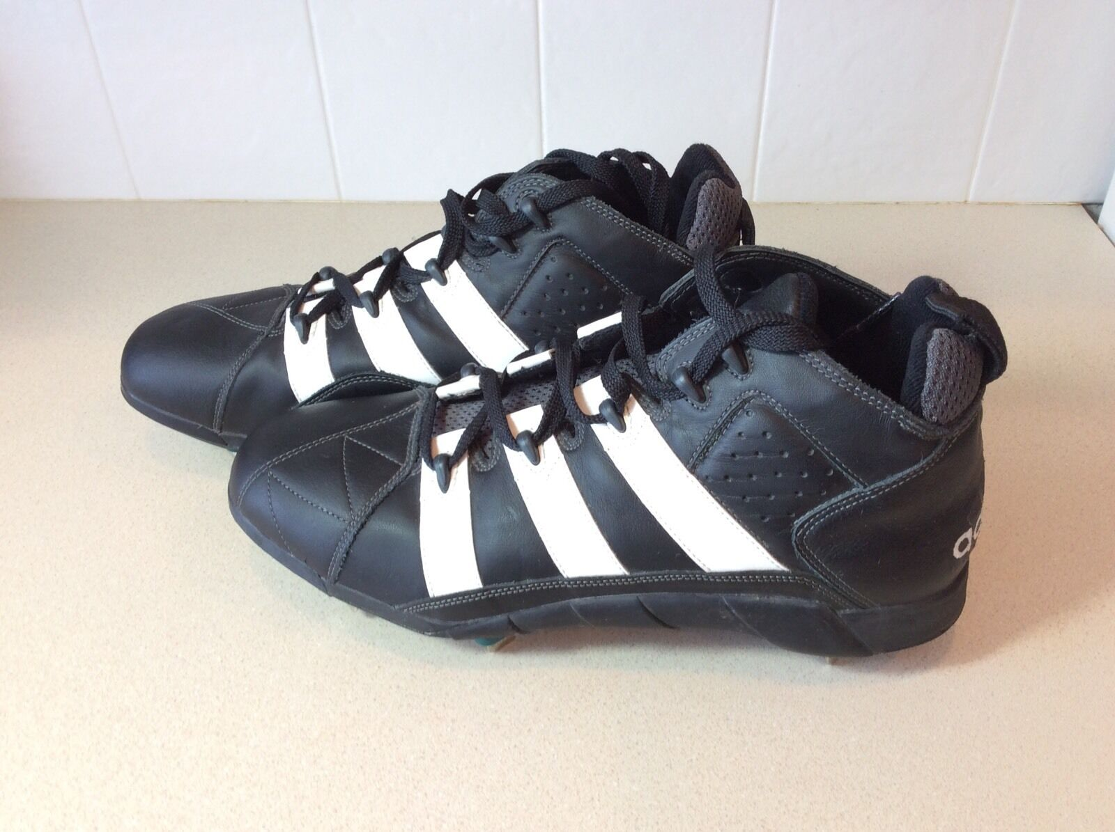 ADIDAS  Metal Metal  Baseball Cleats Men's 11.5 534ba4