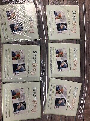 CREATIVE MEMORIES SCRAPBOOK SOFT LINEN PHOTO MATS STICKERS JOURNAL BOXES