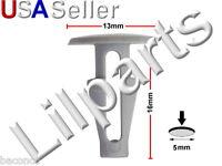 Honda Headliner Cowl Grille Retaining Clip Grill Retainer 90672-671-003
