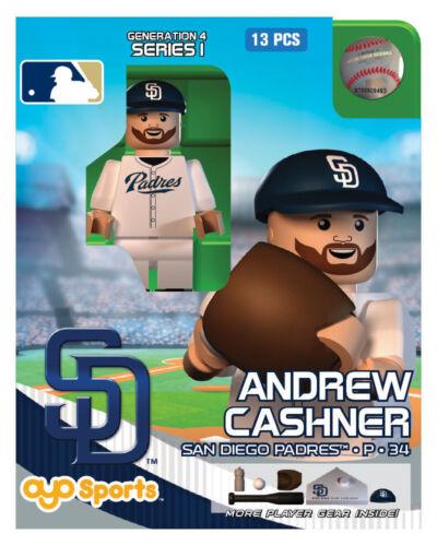 Andrew Cashner OYO San Diego Padres MLB Figure G4