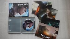 Beyond Two Souls PS3 Press Kit Review Disc + Steelbook (from the press kit)