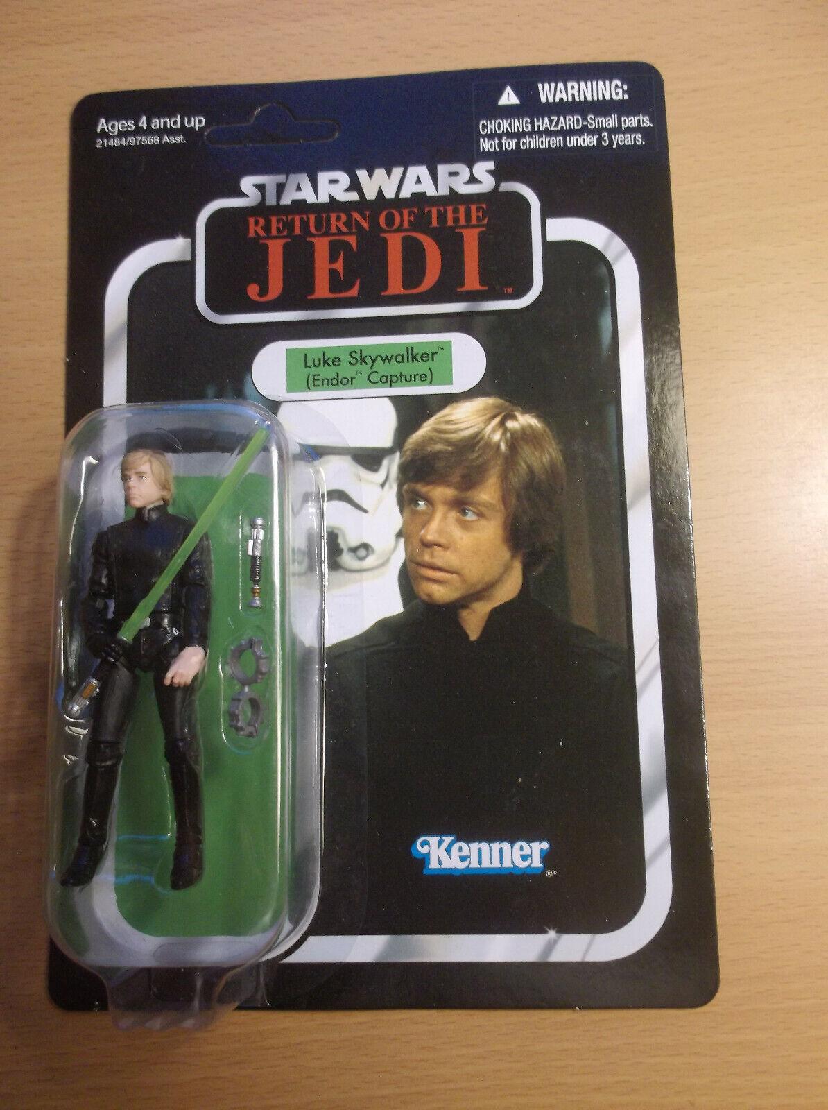 KENNER  Star Wars  le retour du Jedi  collection vintage  Luke Skywalker, VC23