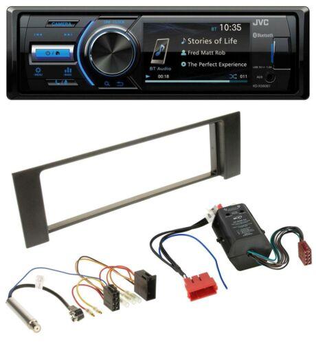 JVC Bluetooth USB MP3 AUX Autoradio für Audi A4 B6 00-04 Bose Aktivsystem Mini-I