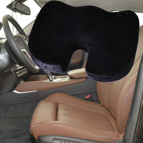 Car Memory Foam Cushion Pad Orthopedic Pillow Coccyx Tailbone Lumbar Back Spinal