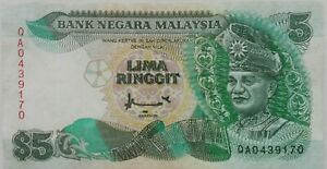 RM5 A Don sign Note QA 0439170