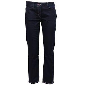 3696Z pantalone donna JACOB COHEN blue CONFORT FIT jeans woman NO FOULARD
