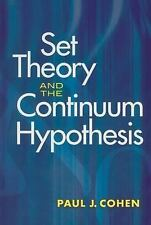 Set Theory and the Continuum Hypothesis Dover Books on Mathematics