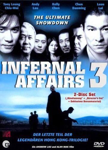 1 von 1 - Infernal Affairs 3 (Kinofassung + Director's Cut) [2 DVDs]