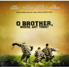 O Brother, Where Art Thou? [Original Soundtrack] by Various Artists (CD, Jan-2003, Lost Highway)