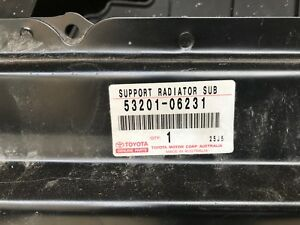 Genuine-Toyota-Support-Radiator-Sub-53201-06231