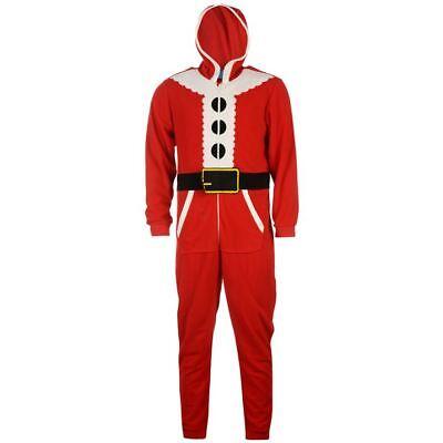 Amichevole Star Mr Babbo Natale Novità Un Pezzo Di Sonno Suit-large-nuova Con Etichetta-mostra Il Titolo Originale Design Professionale