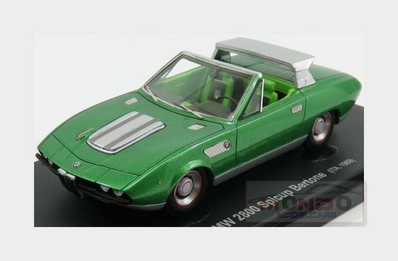 Bmw 2800 Spicup Bertone  1969 Green AVENUE43 1 43 AV60002 Model