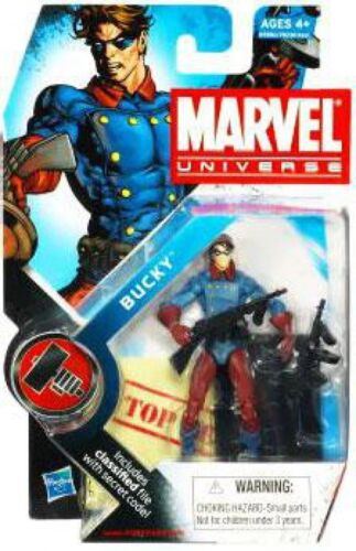 Classic Marvel Universe Series 7 Bucky Action Figure #10