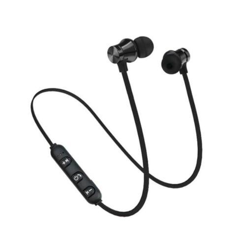 S8 Drahtlose magnetische Bluetooth Kopfhörer Stereo Sport Running Headset w//MIC