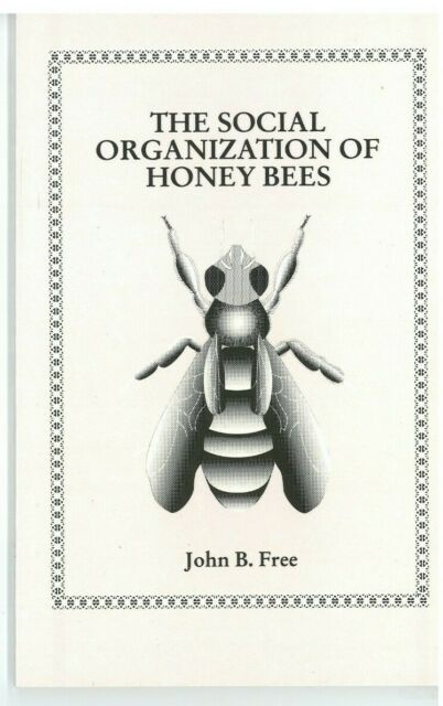 The Social Organization of Honeybees by John B.Free