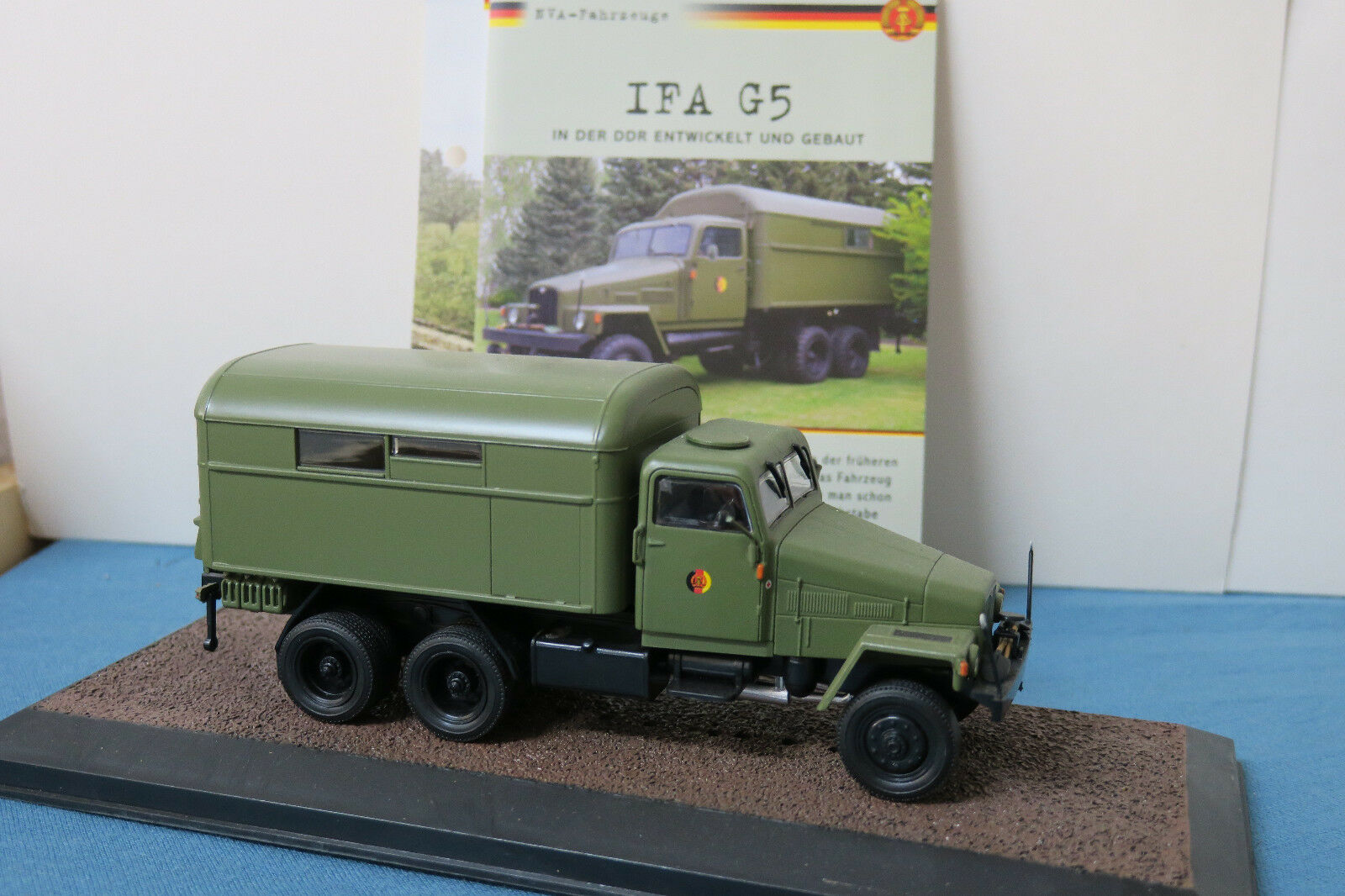 Atlas-NVA-IFA g5-Spécial Automobile - 1 43