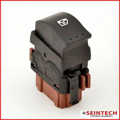 ELECTRIC WINDOW CONTROL SWITCH FRONT LEFT FOR RENAULT MASTER 2 II