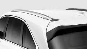 Genuine OEM Acura MDX Chrome Roof Rails EBay - 2018 acura mdx roof rails