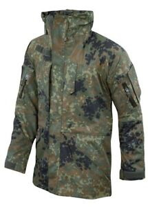 Bundeswehr-German-Army-Outdoor-Military-Moisture-Protection-Jacket-Mmb-Bw-Camo