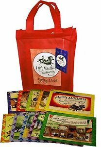 Hairy-Maclary-amp-Friend-Collection-Lynley-Dodd-10-Books-Set-in-a-Bag-Gift-Pack
