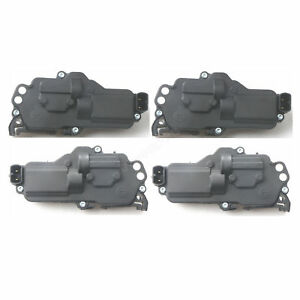Details About 2 Left With Right Side Door Lock Actuators For Ford Explorer Expedition