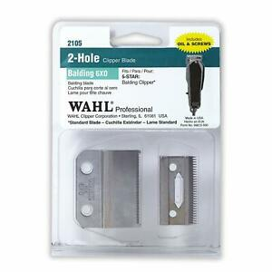 Wahl-Professional-Balding-6X0-Clipper-Blade-2105
