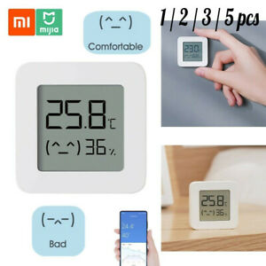 Xiaomi-Bluetooth-Thermometer-2-Wireless-Smart-Electric-Hygrometer-mit-Mijia-APP