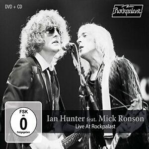 Ian-Hunter-Band-Feat-Mick-Ronson-Live-At-Rockpalast-1980-CD-DVD-Digipack
