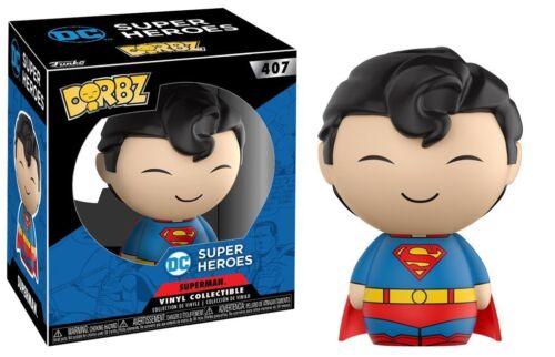 Funko Dorbz ~ SUPERMAN COMIC VERSION VINYL FIGURE ~ DC Comics