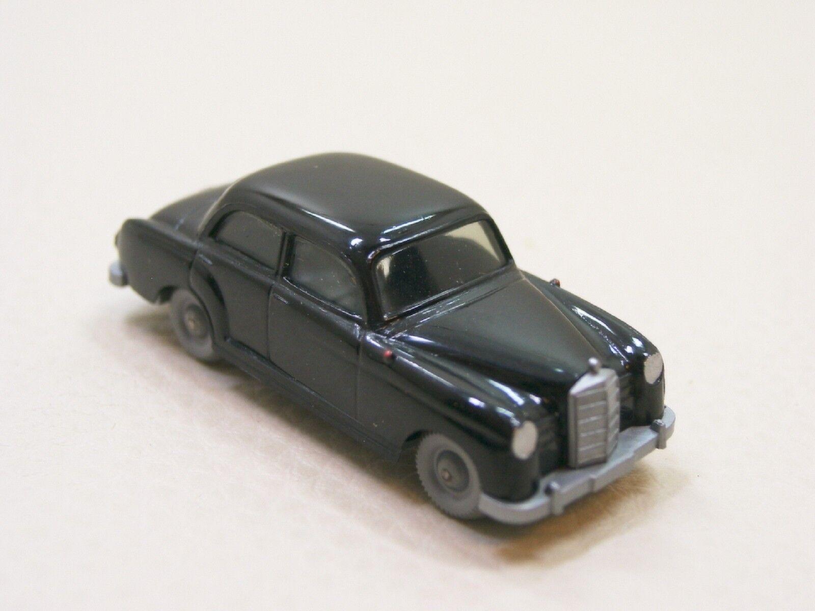 Wiking 220 2 C Mercedes Ben 180 in Noir