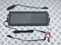 TWIN PACK 2x 1.5W SOLAR PANEL 12v BATTERY SAVER CHARGER BOAT CARAVAN CLASSIC CAR
