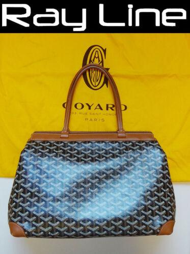 GOYARD Goyard Bellechasse shoulder bag Brown {USED