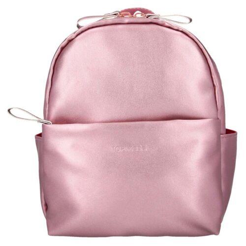 Depesche TOPModel Mini Rucksack Gold Mädchen kleine Tasche Rose Schultertasche